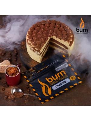 Табак Burn TIRAMISU (100 g) (Тирамису)