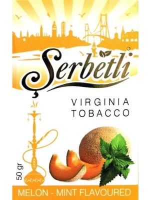 Табак Serbetli Melon Mint (50g) (Дыня мята)
