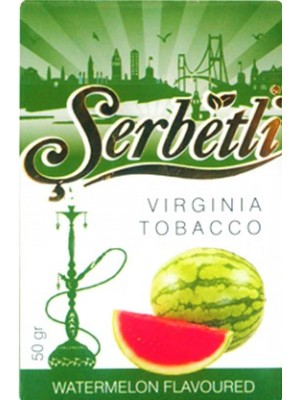 Табак Serbetli Watermelon (50g) (Арбуз)
