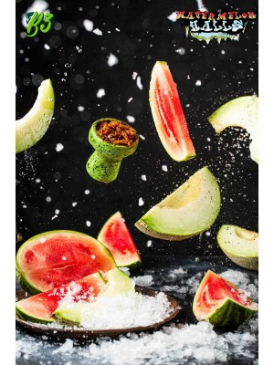 Табак Bee Free - Watermelon halls  (50g.)