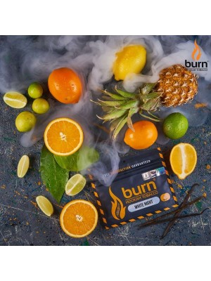 Табак Burn WHITE NIGHT (100 g)