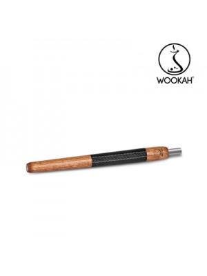 Ручка Мундштук Meranti чёрная кожа