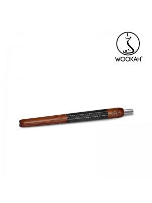 Ручка Мундштук Merbau Black Leather