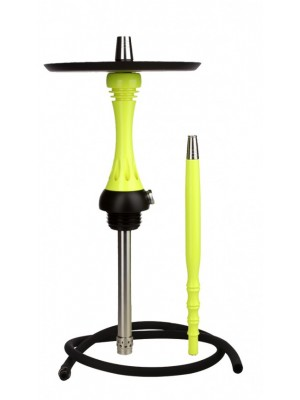 Кальян Alpha Hookah Model X - Yellow (Желтый)